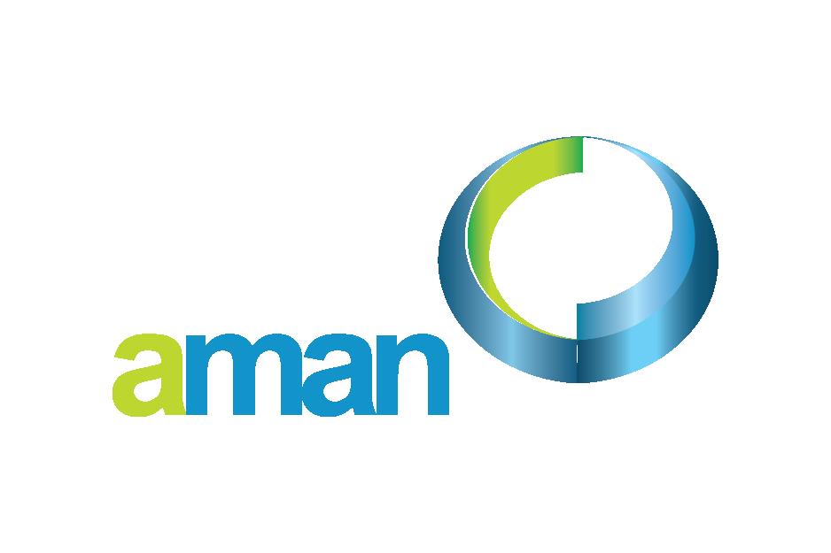 Client's Logo: Aman