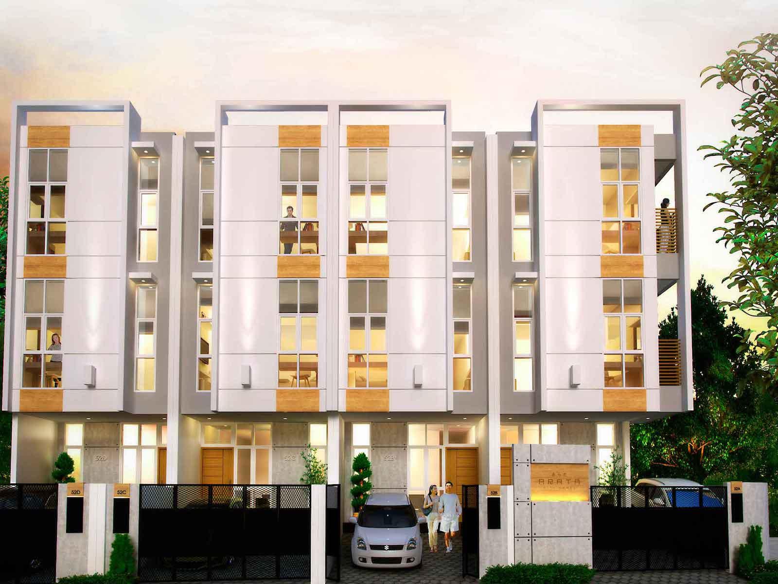 Arata City Homes 1
